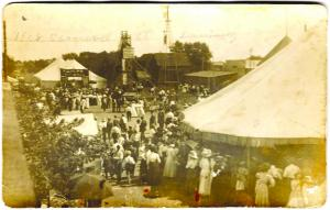 8 Part 5A Vintage Downing Carnival
