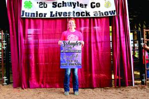 Livestock overall top points