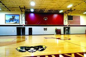 Schuyler R-1 School Varsity Gym