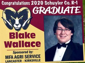Blake Wallace