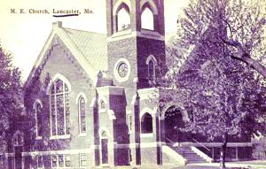 Center 6- 3 Churches Methodist Lancaster