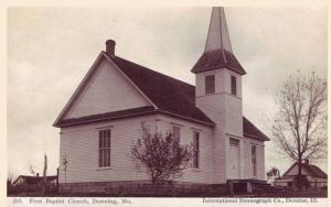 Center 6- 5 Churches First Baptist Downing