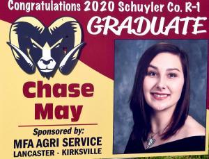 Chase May