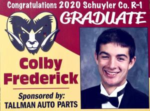 Colby Frederick