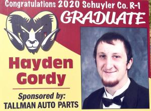 Hayden Gordy