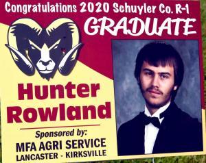 Hunter Rowland