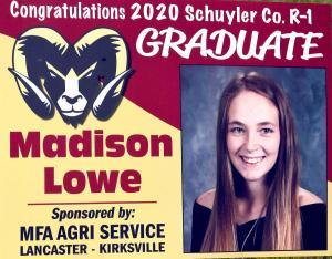 Madison Lowe