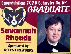 Savannah Rhoads