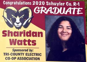 Sharidan Watts