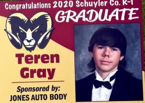 Teren Gray